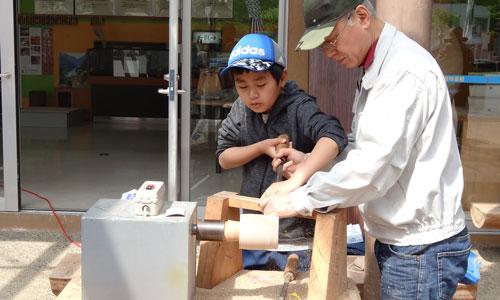庄川木工まつり